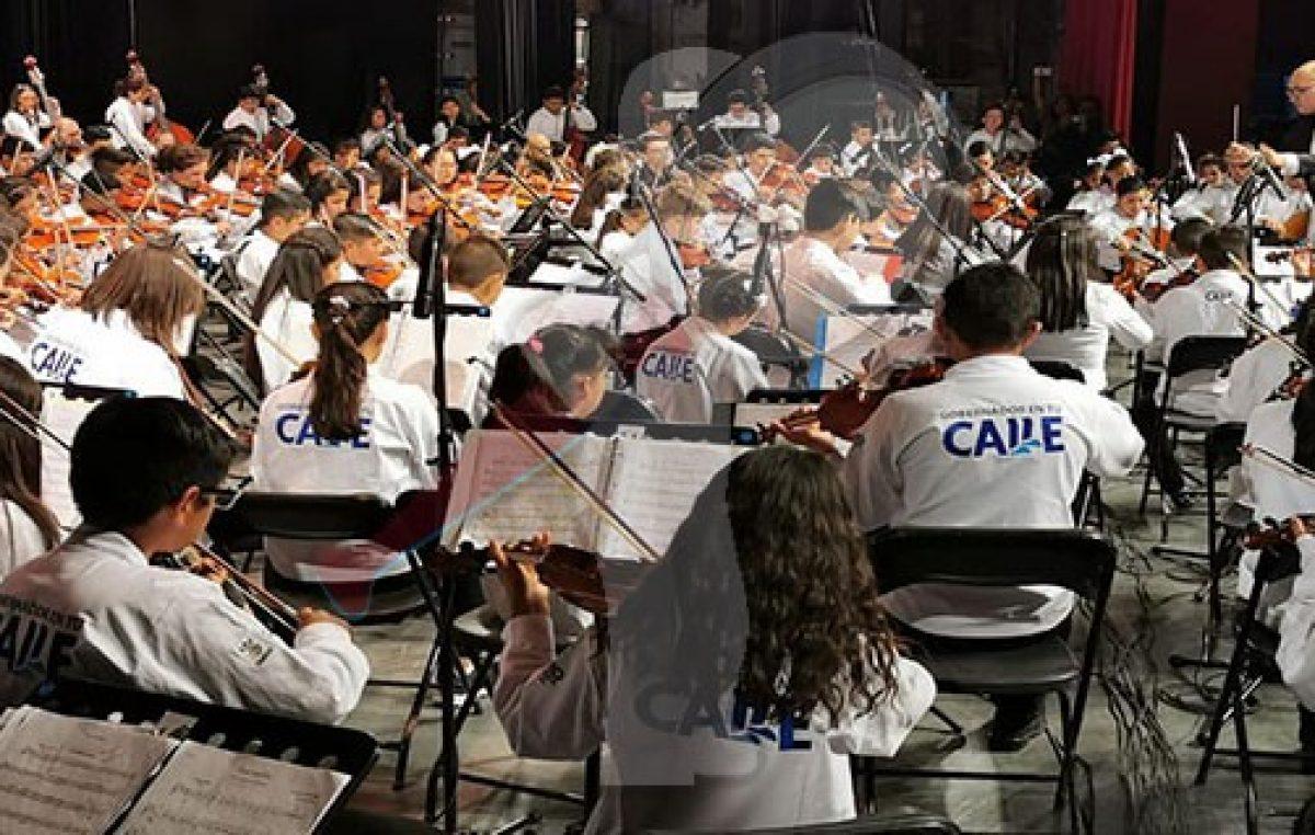 SECUL presenta Concierto Magno de Coros y Orquestas Comunitarias