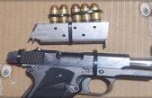 Detienen a dos sujetos con armas de fuego y drogas en SJR