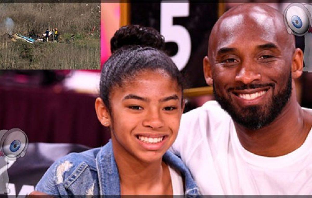 Así fue el último vuelo de Kobe Bryant