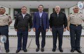 Gobernador de Querétaro se reúne con integrantes de la Defensa Nacional