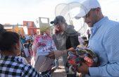 Anuncia Memo Vega obras en beneficio de colonias y comunidades