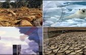 """Por cambio climático se esperan """"millones"""" de refugiados : ONU"""