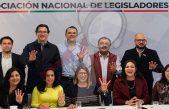 Diputados de Morena se afilian a la ANL4T