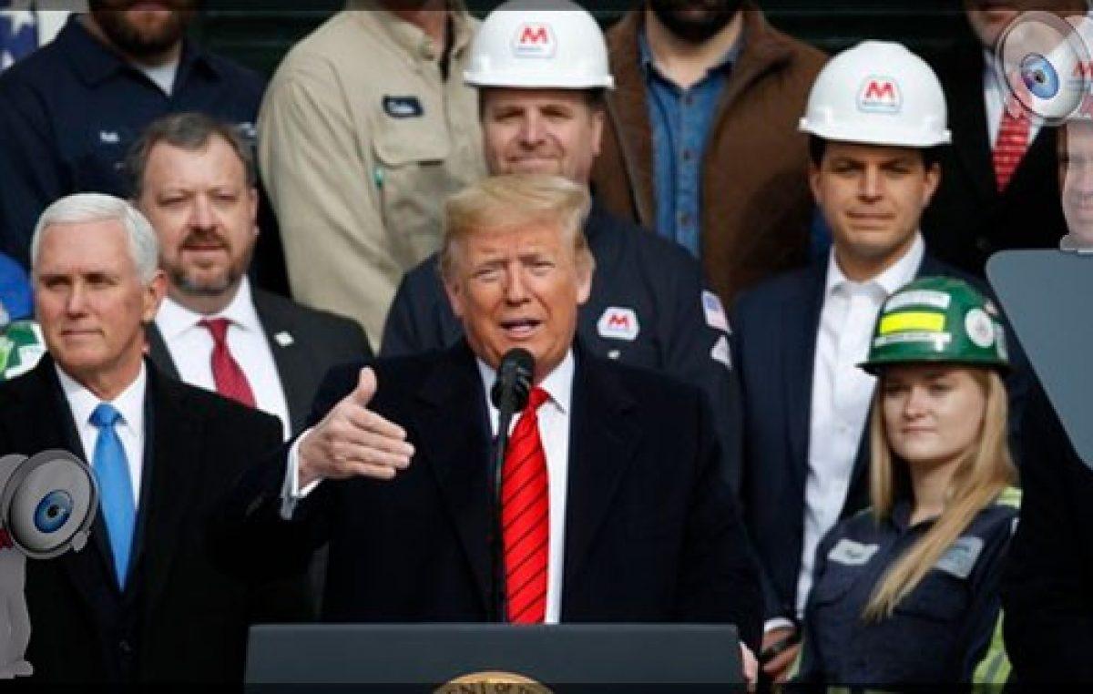 Firma Donald Trump T-MEC