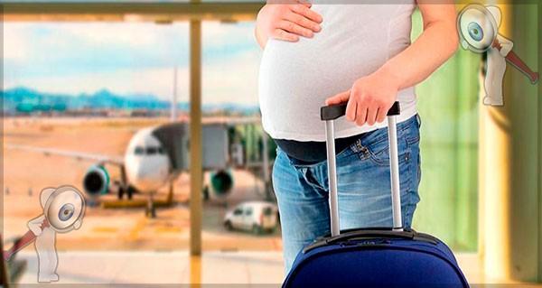 Restringe Estados Unidos visas a mujeres embarazadas