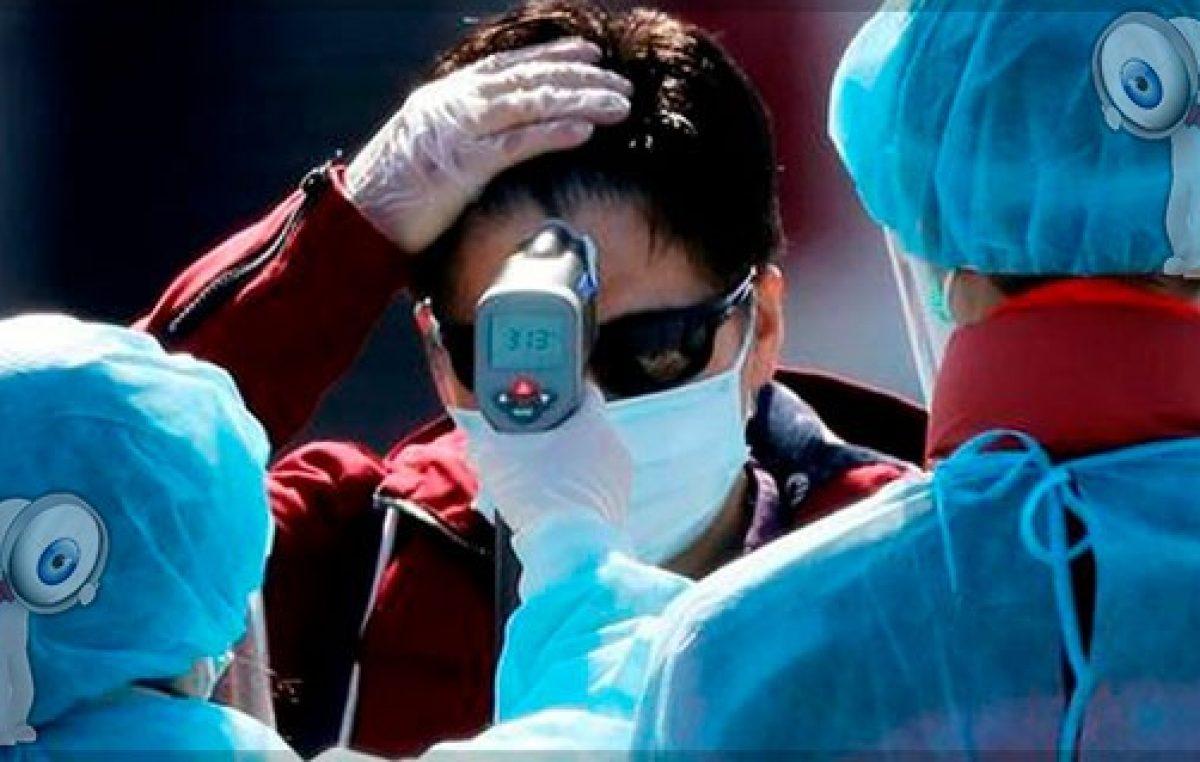 "OMS alerta sobre ""riesgo de pandemia"" por coronavirus"