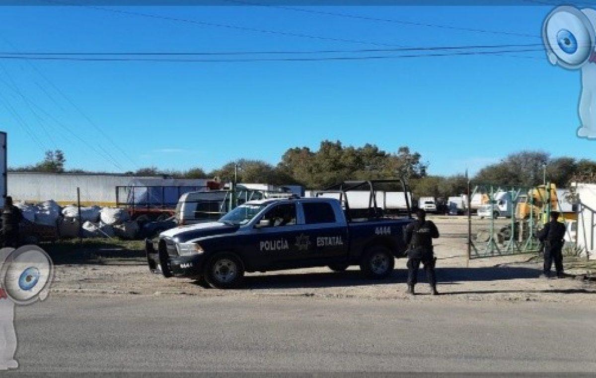 Detenidos cuatro sujetos y seis tractocamiones robados fueron asegurados en SJR