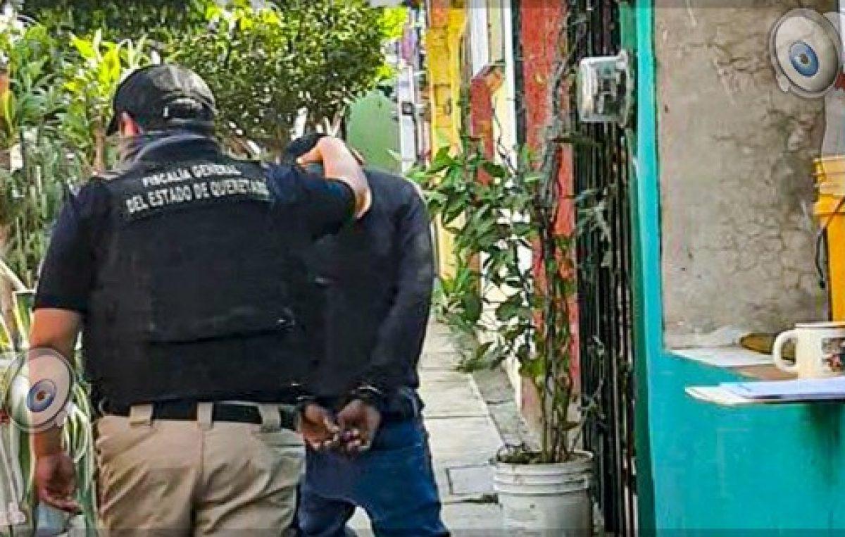 """Detenienen a """"El Bola"""" y """"El Luky"""" por narcomenudeo en San Juan del Río"""