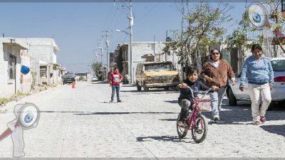 Entrega gobierno municipal obra en la comunidad de El Rodeo