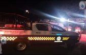 Riña deja dos heridos con arma de fuego en La Llave