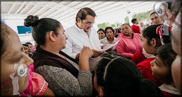 Entrega Memo Vega 4to Arcotecho en San José Galindo