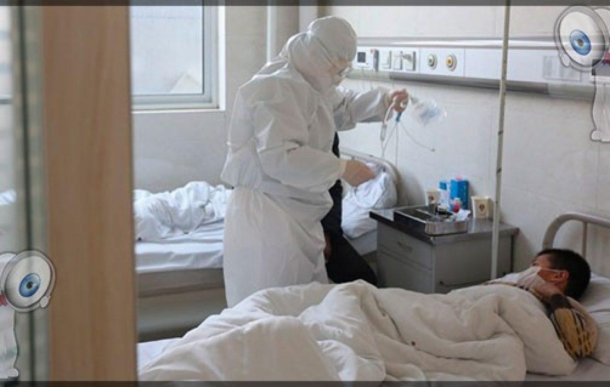 Un total de 2 mil 4 muertos por Covid-19 en China
