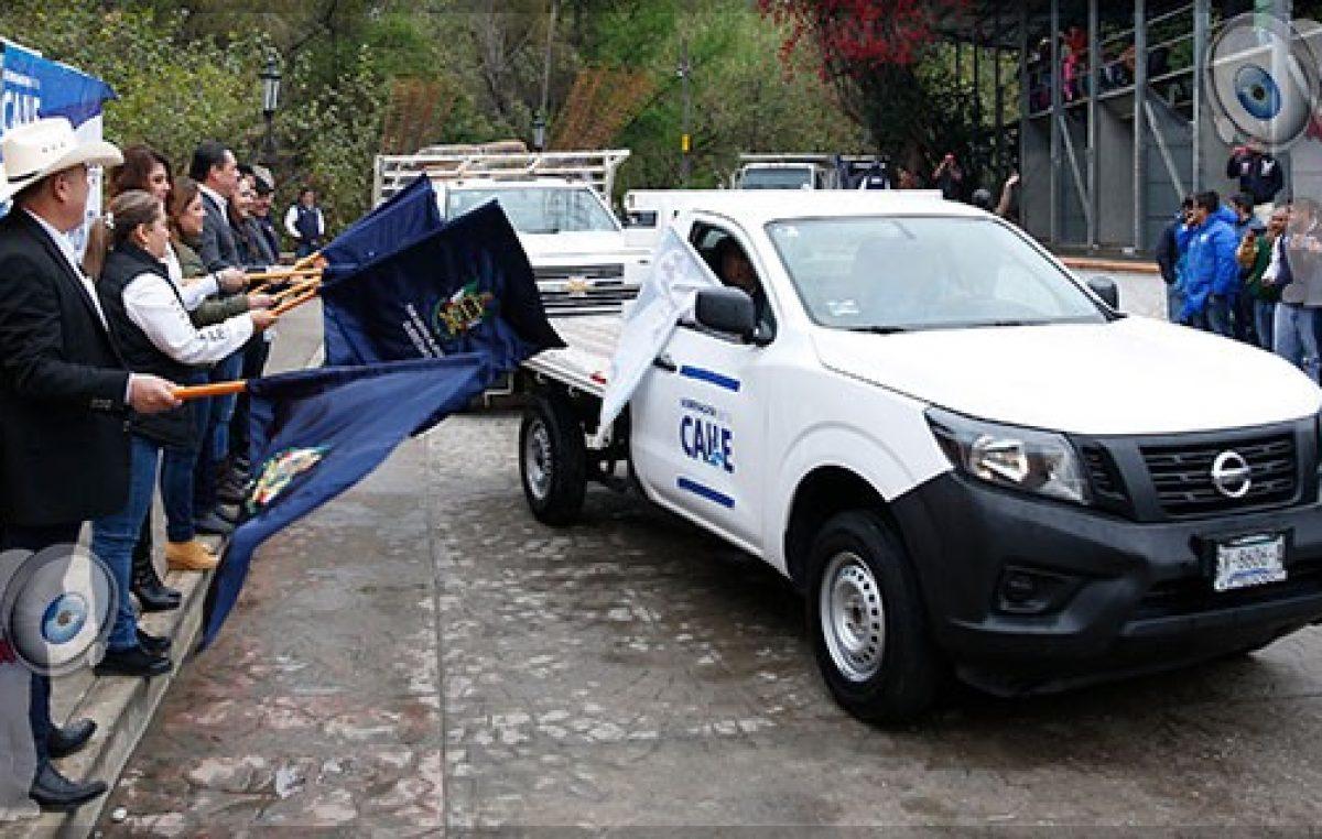 "Arrancan autoridades estatales programa regional ""Por tu Vivienda"""