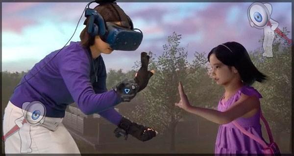 Se reencuentran madre e hija muerta gracias a la realidad virtual