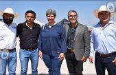 Celebran Día del Agrónomo en Pedro Escobedo
