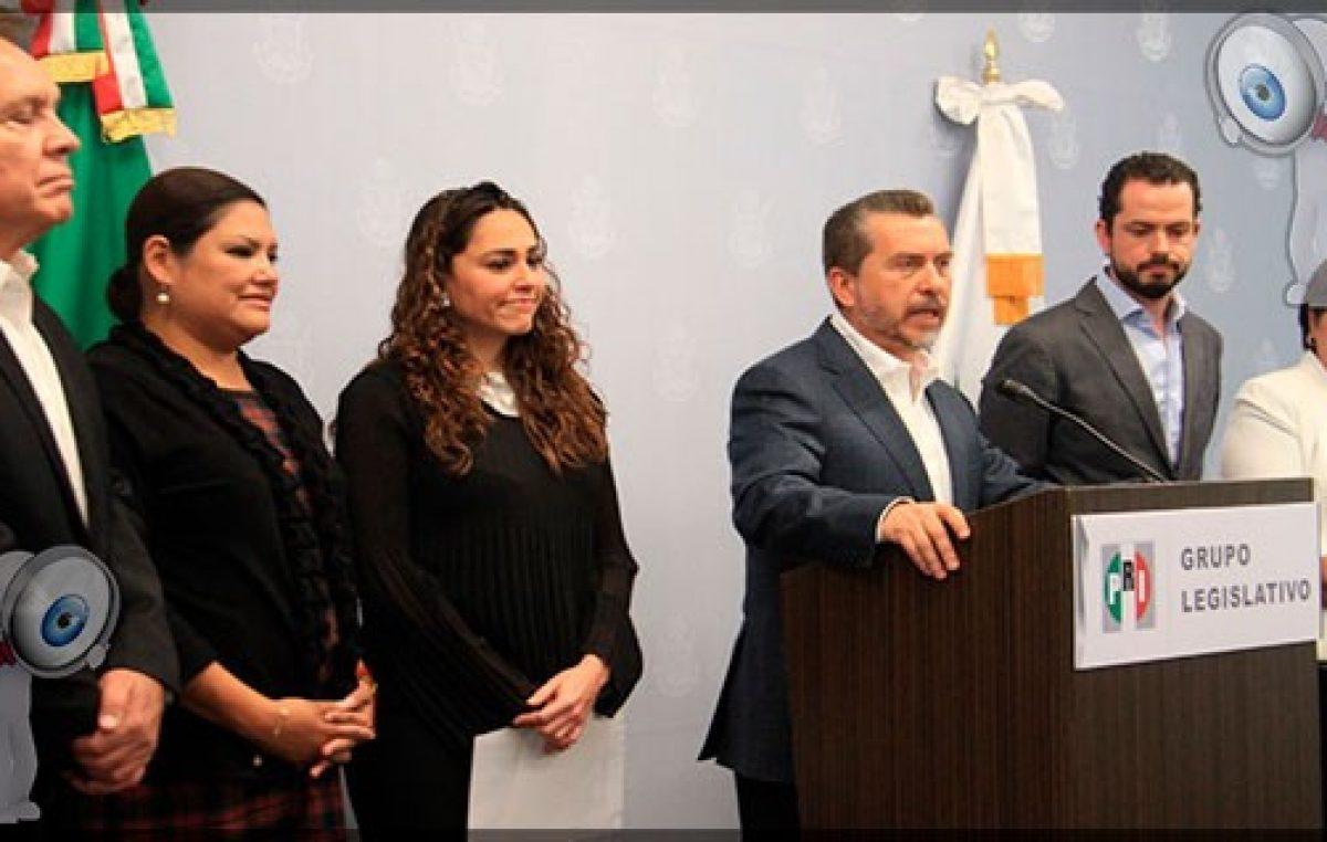 Diputados del PRI presentan Iniciativa en favor de las mujeres