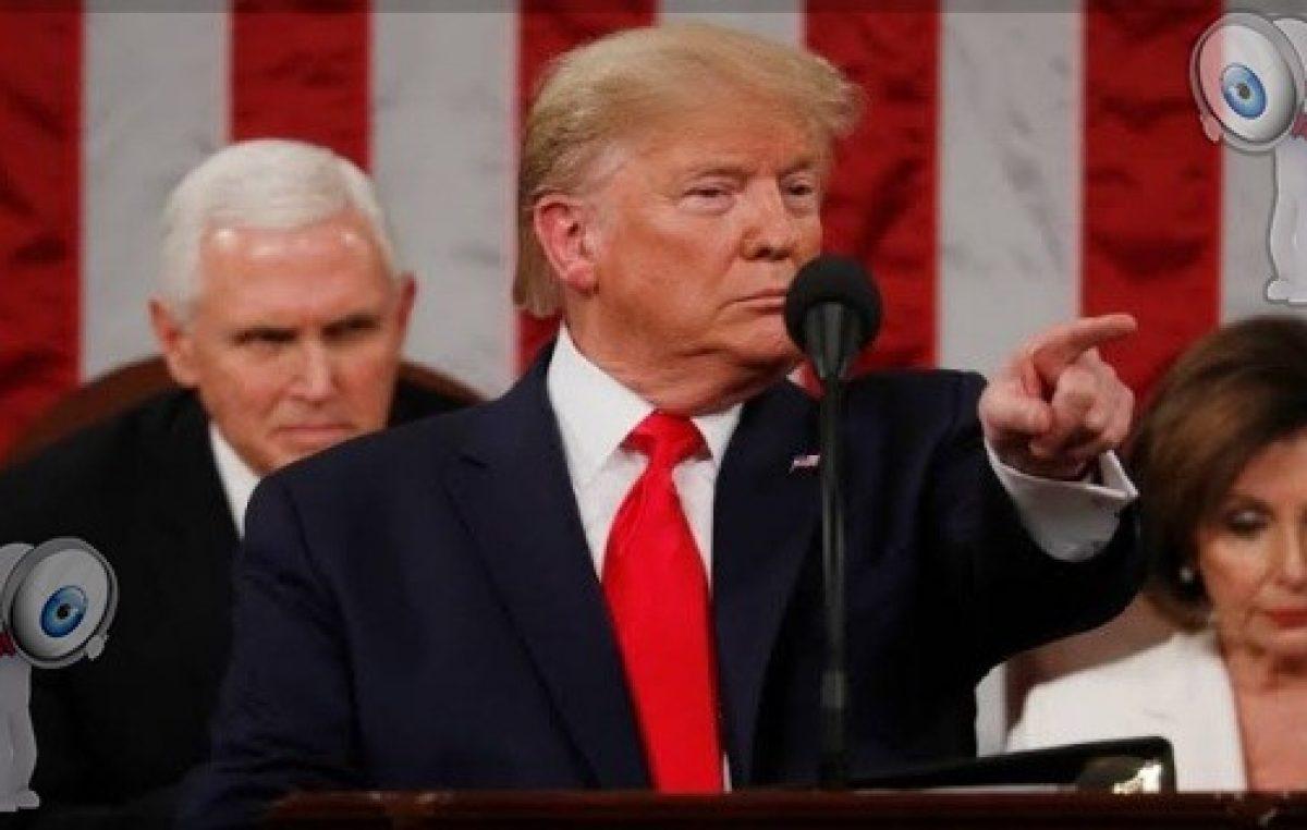 Senado absuelve a Donald Trump de todos los cargos en juicio político