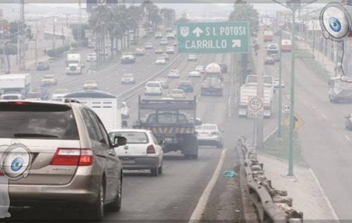Alerta por contaminación en zonas de Querétaro