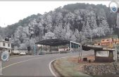 Temperaturas de menos un grado en la Sierra Gorda de Querétaro
