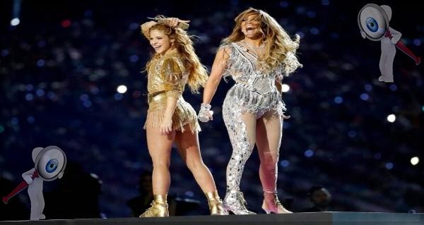 Shakira y Jennifer López prenden el Super Bowl con salsa y reggaetón