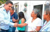 Cumple Toño Mejía el 85% de sus compromisos de campaña