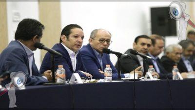 Proponen disminuir 50% el aforo en comercios, cines y teatros en Querétaro