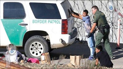 Vuelven a subir las detenciones de indocumentados en la frontera