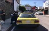 Rescata PoEs a secuestrado, lo traían en la cajuela de un vehículo