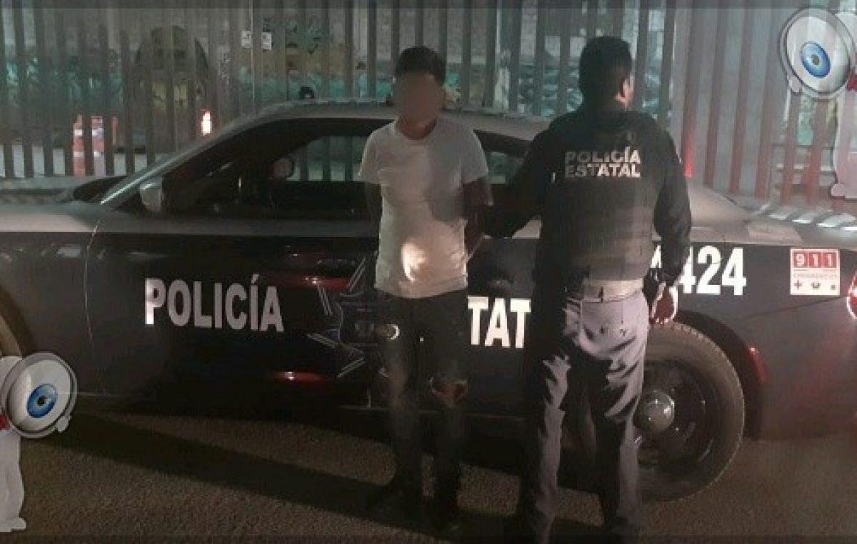 Detienen a tres involucrados en robo de vehículo con violencia en Apaseo El Alto