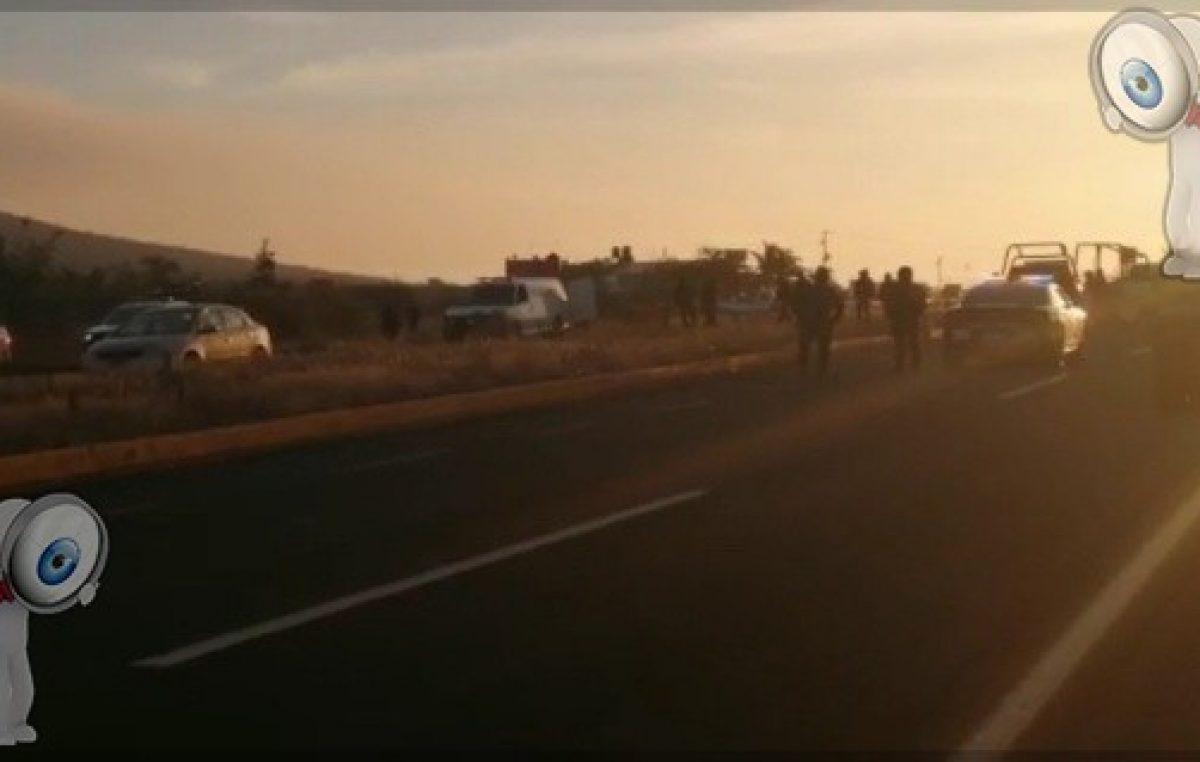 Ejecutan a policía en los límites de Querétaro e Hidalgo