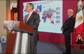 México no restringirá vuelos ni cerrará fronteras ante COVID-19