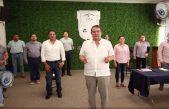 Anuncia Memo Vega, la entrega de 100 mil despensas y gel antibacterial
