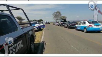 Asesinan a policía de San Juan del Río, al interior de su vehículo
