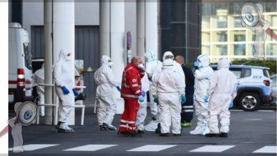 Italia registra nuevo récord con 793 muertos en 24 horas; hay 4 mil 825 en total