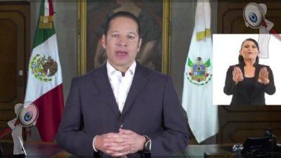 Habilitarán Hospital General de Querétaro para pacientes de COVID-19