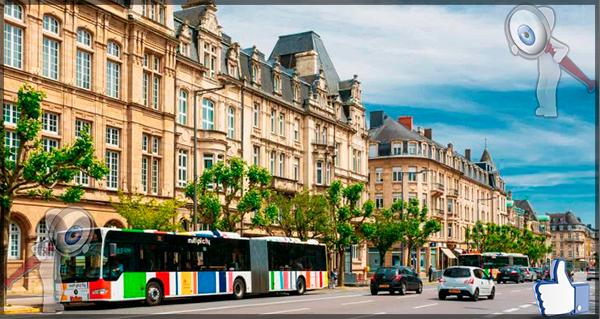 Luxemburgo se convierte en el primer país con transporte público gratuito