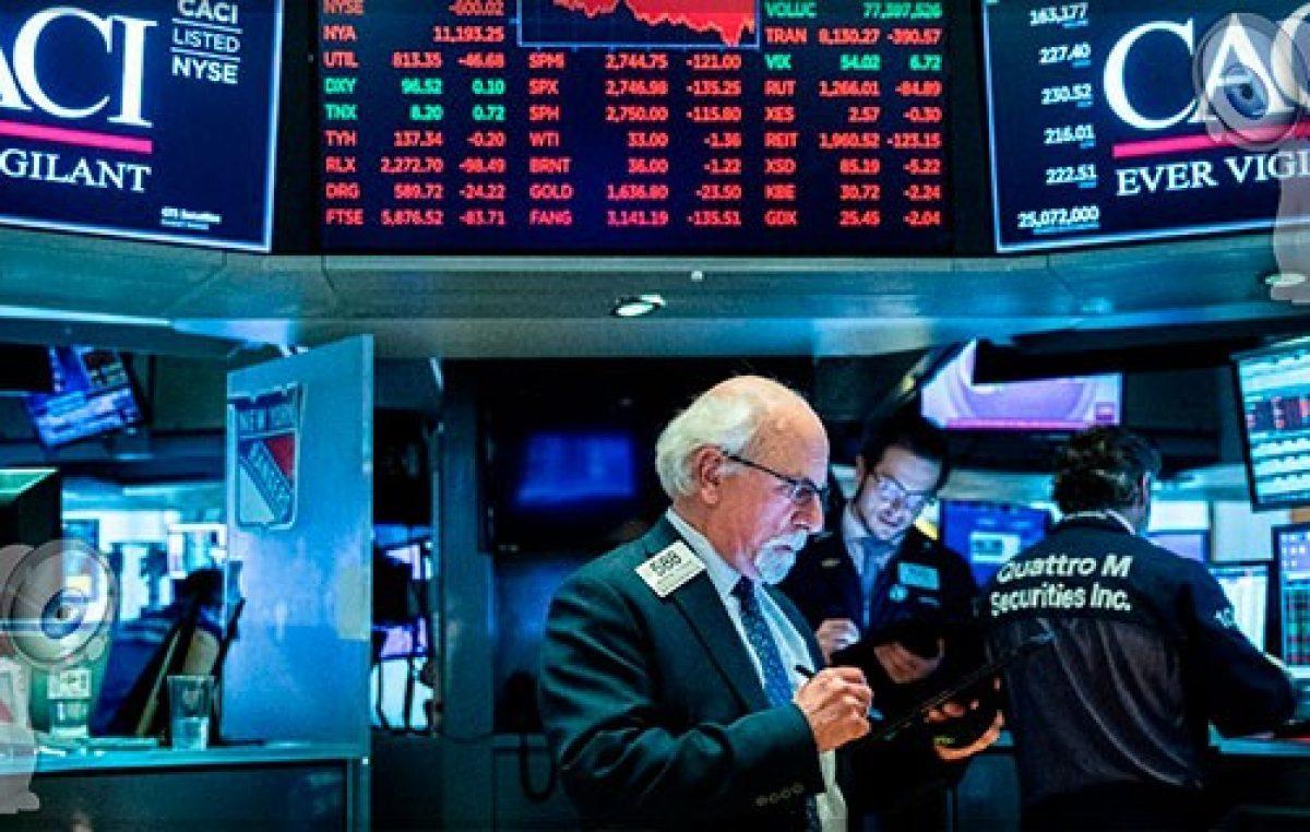 Trump y coronavirus hunden a los mercados mundiales