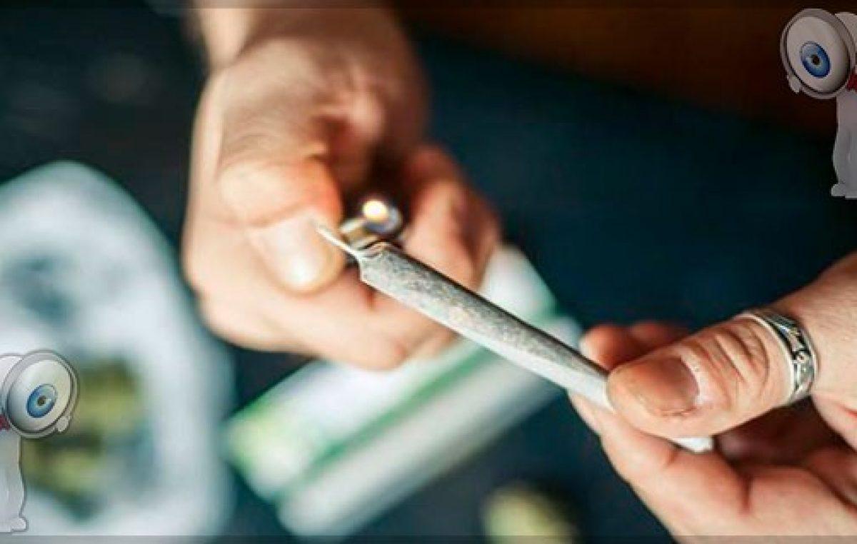Multas de 3.4 mdp por fumar marihuana en áreas públicas
