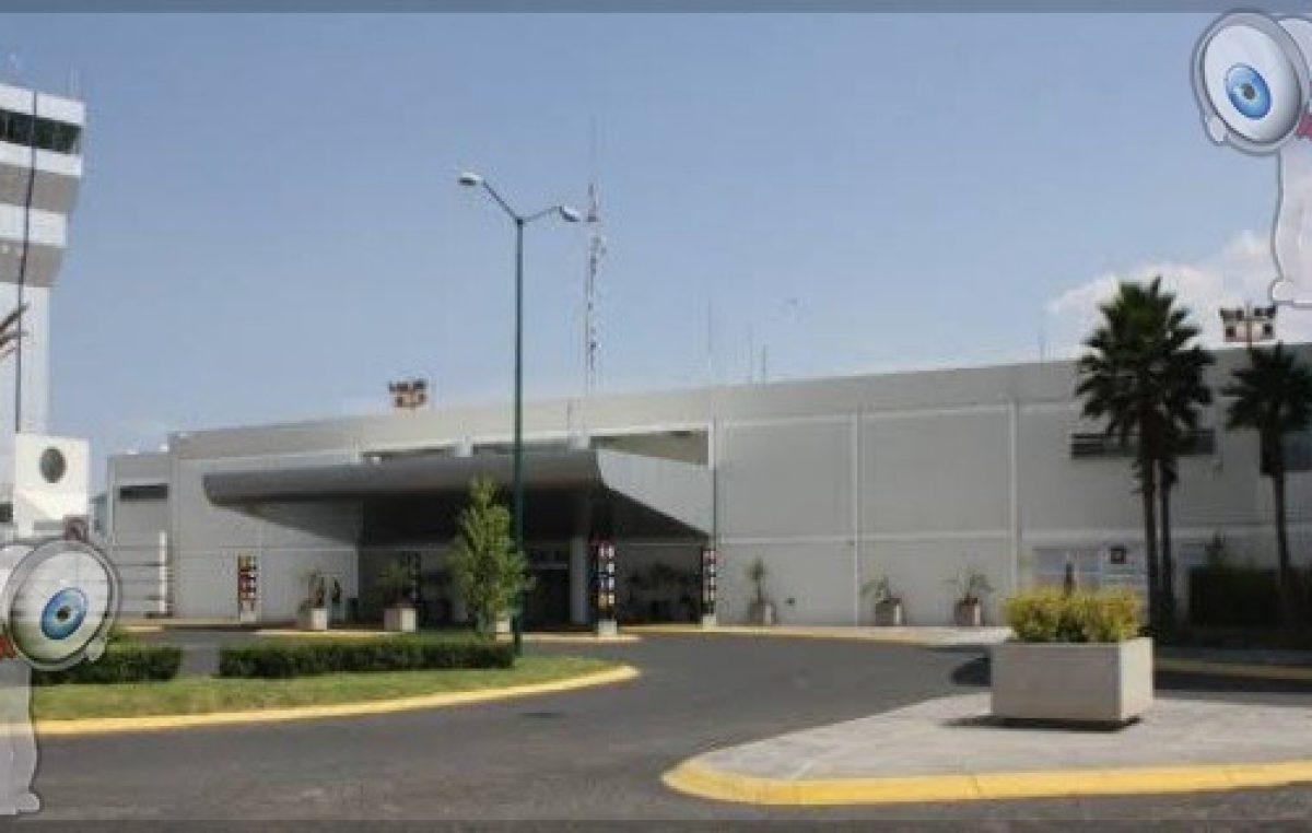 Implementan acciones en el Aeropuerto Intercontinental de Querétaro por COVID-19