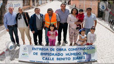 Anuncia Memo Vega inversión por 3 mdp para Cerro Gordo