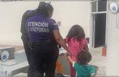 Policías en Querétaro auxilian a menores de edad tras abandono