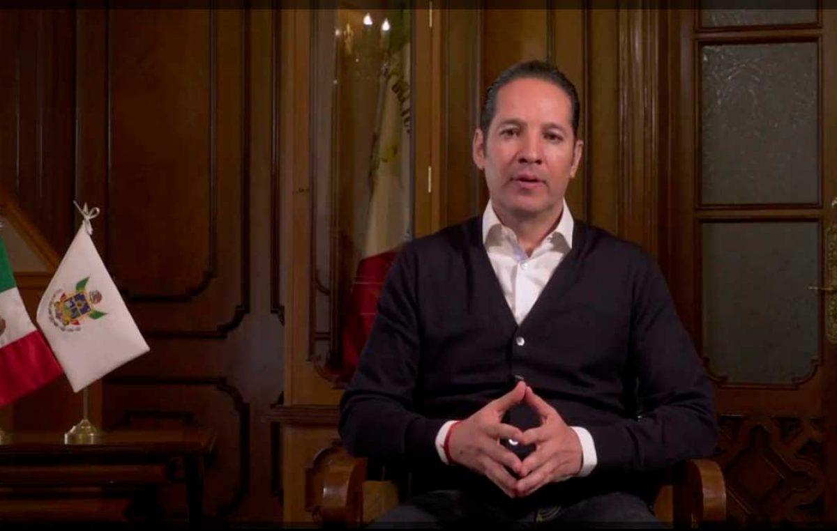 Anuncia el gobernador apoyos para los sectores productivos de Querétaro