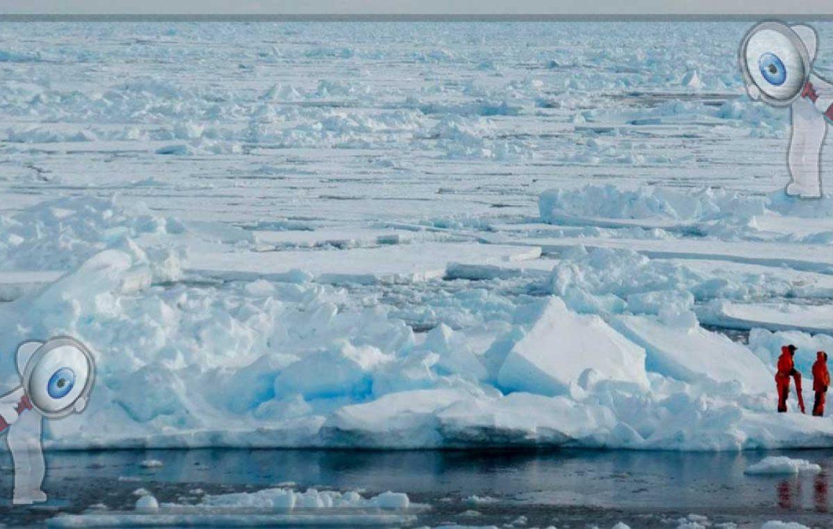 El Ártico se quedará sin hielo