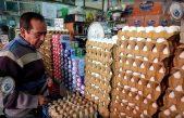 Aumento del 30% del huevo es por comportamiento de dólar
