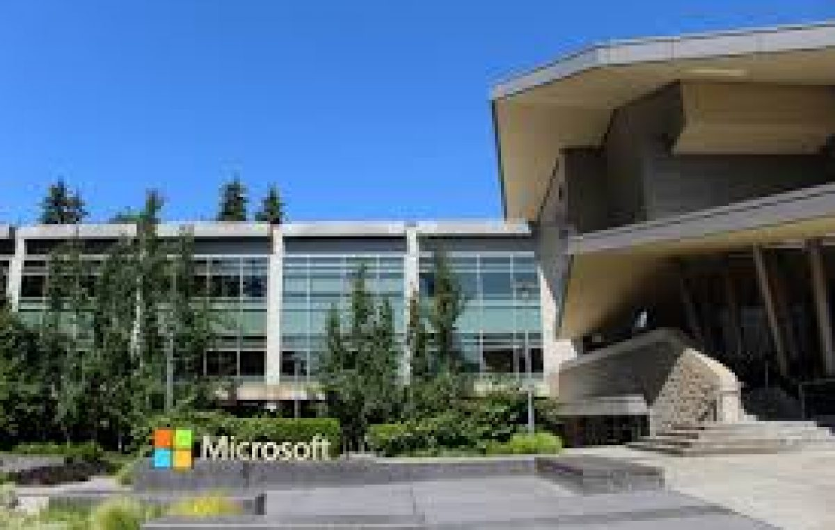 Coronavirus afecta a Microsoft