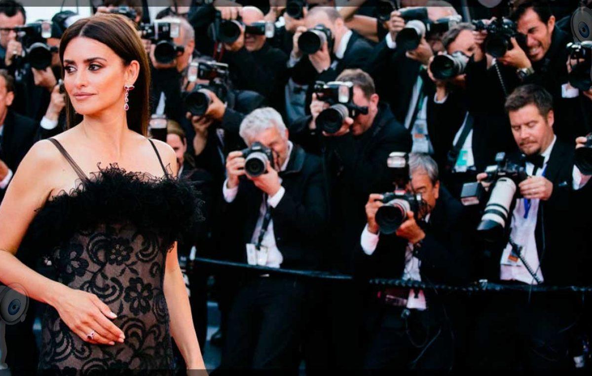 Penélope Cruz una historia de red carpet con Chanel