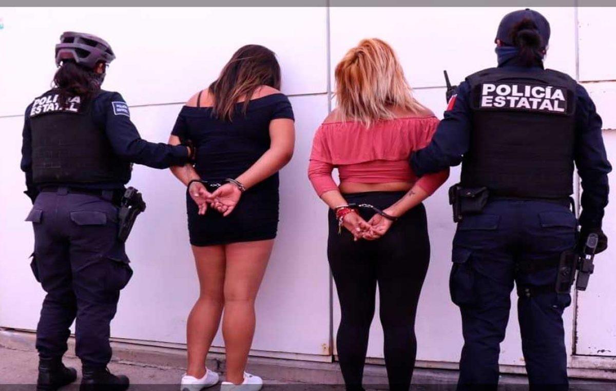 Detenidas dos personas por agredir a personal de salud