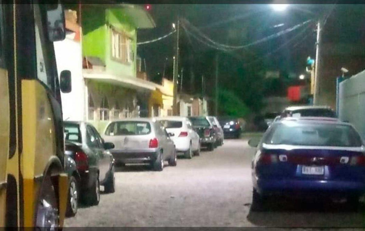 Denuncian vecinos la realización de fiestas pese a contingencia en SJR