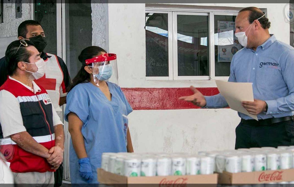 Gobierno de SJR llevará sanitización a Hospital General