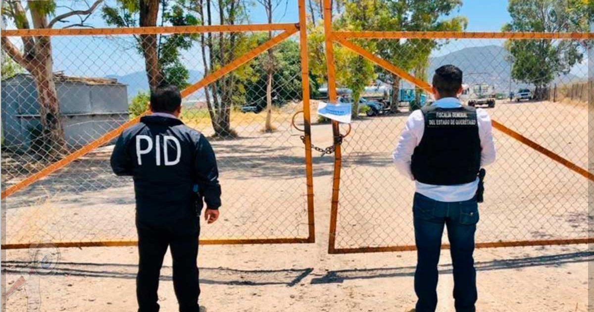 Recuperan 2 vehículos con reporte de robo, durante cateo en Rancho Banthi